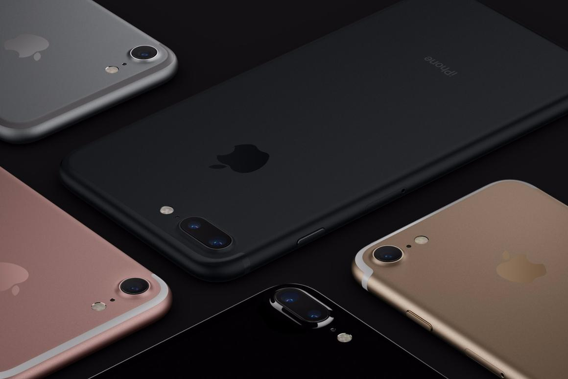 The iPhone 7 and iPhone 7 Plus, unveiled