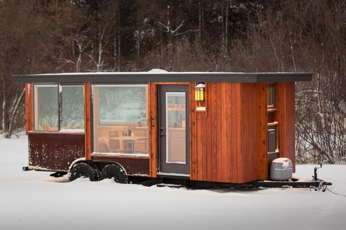 Escape's Vista, one of the best tiny homes available today