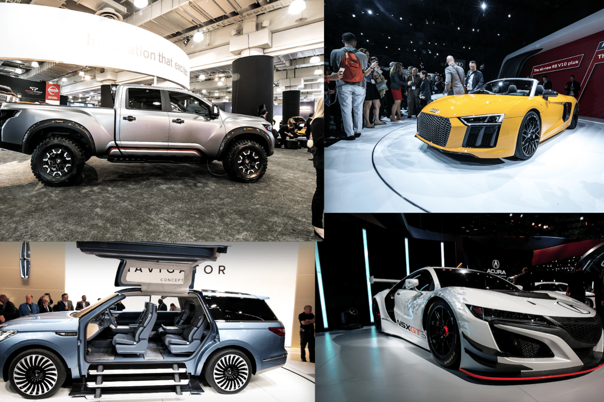 Check out our pick of the best new cars and concepts from the 2016 New York International Auto Show