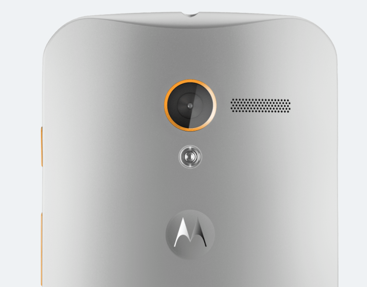 The Moto X can easily become part of the family