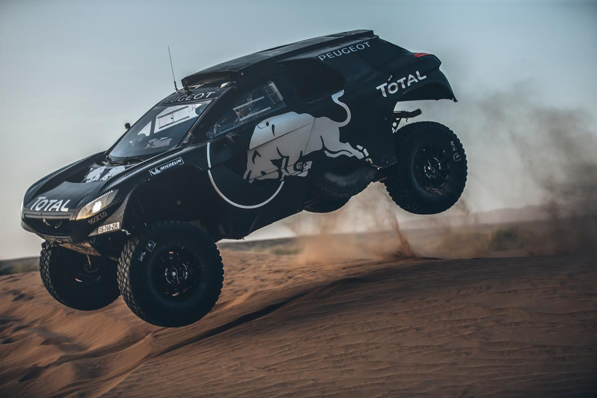 The all-new 2008 DKR16