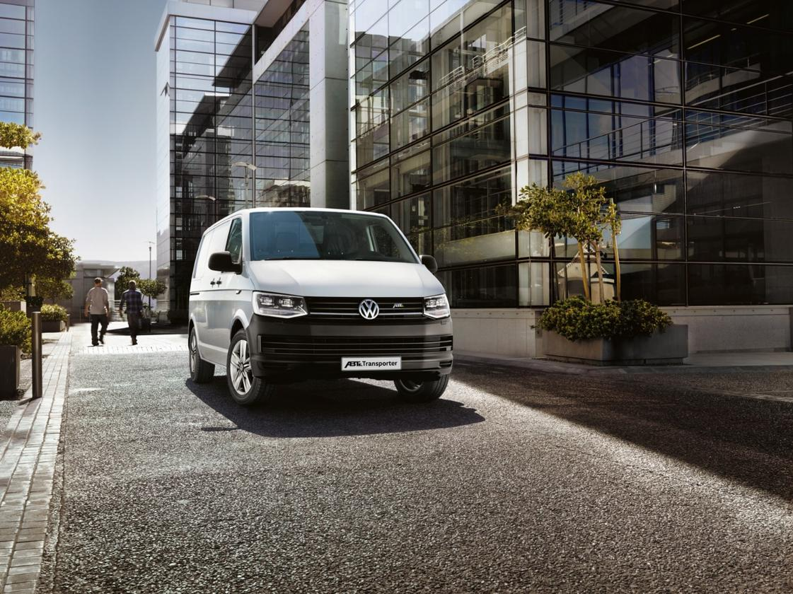 Volkswagen e-Transporter concept: an electrified T6 transporter may not be far off