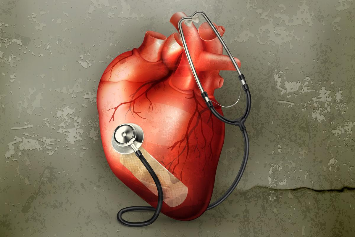 Researchers have developed a patch that can be applied directly to a beating heart to monitor and treat problems