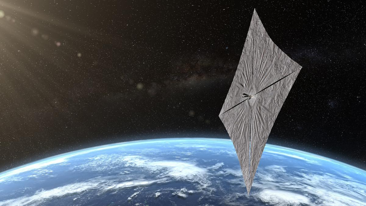 The Lightsail 2 is due to launch on June 24, as a proof of concept for a photon propulsion system for spacecraft