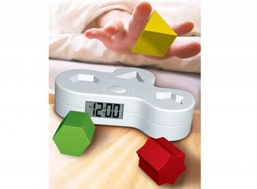 The Puzzle Alarm Clock