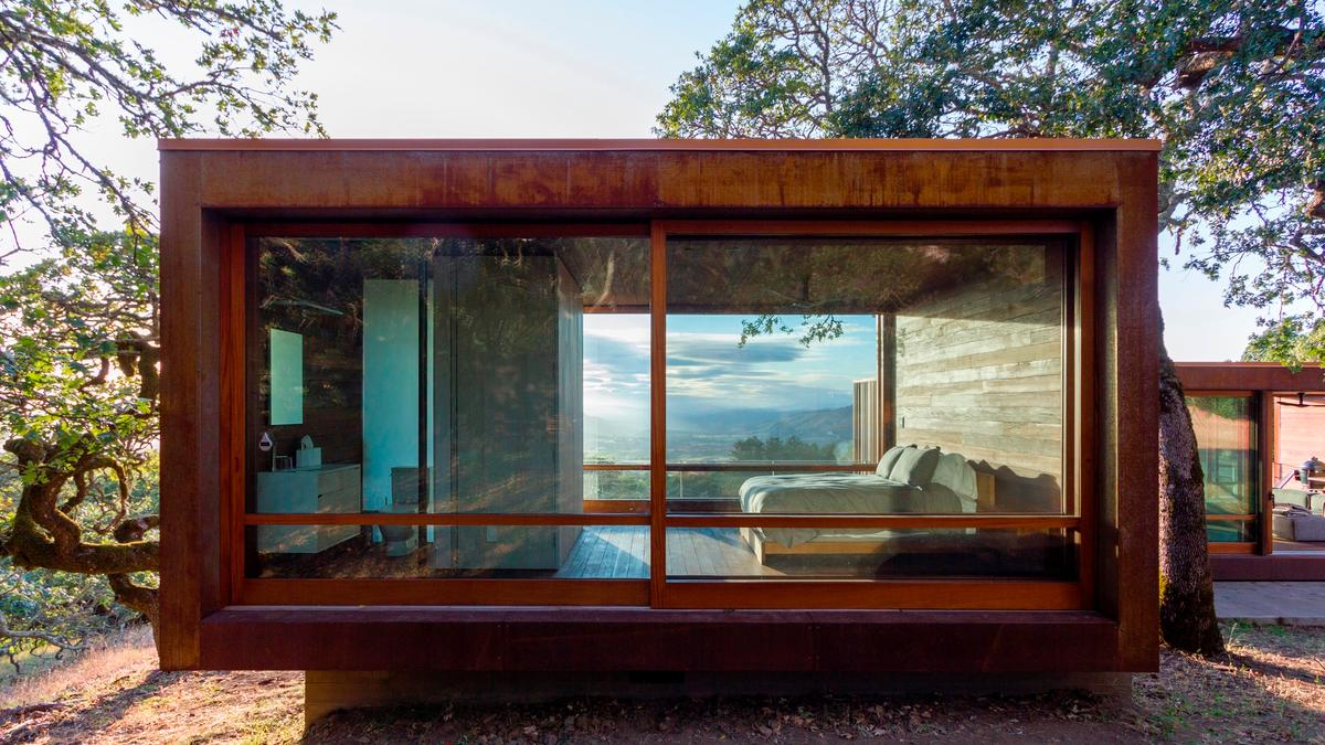 Sonoma Residence is one of the 11 projects honored in the 2018 Small Project Awards