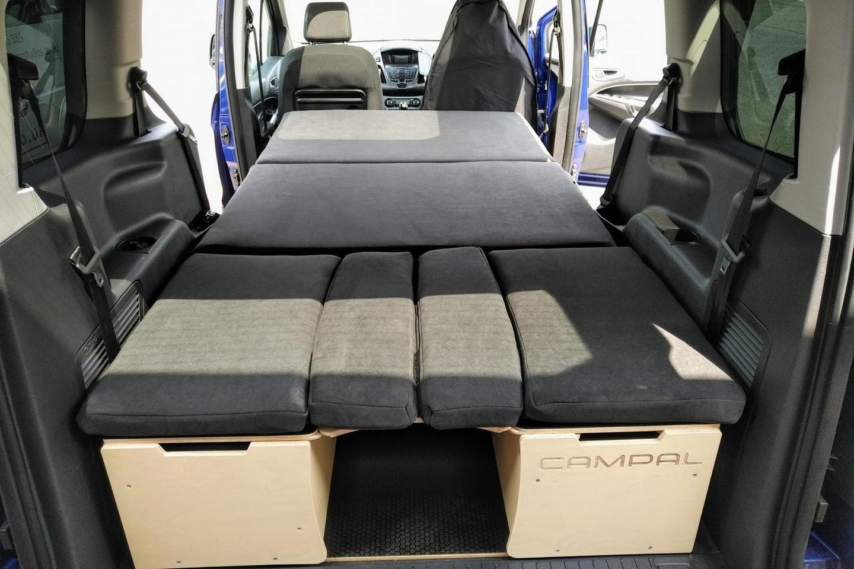Campal all-in-one camper box creates a complete mini