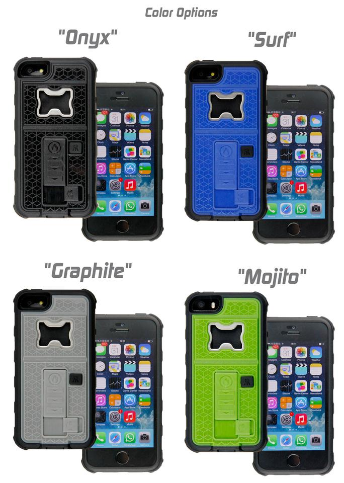 The Hangout Case will come in four colors upon release