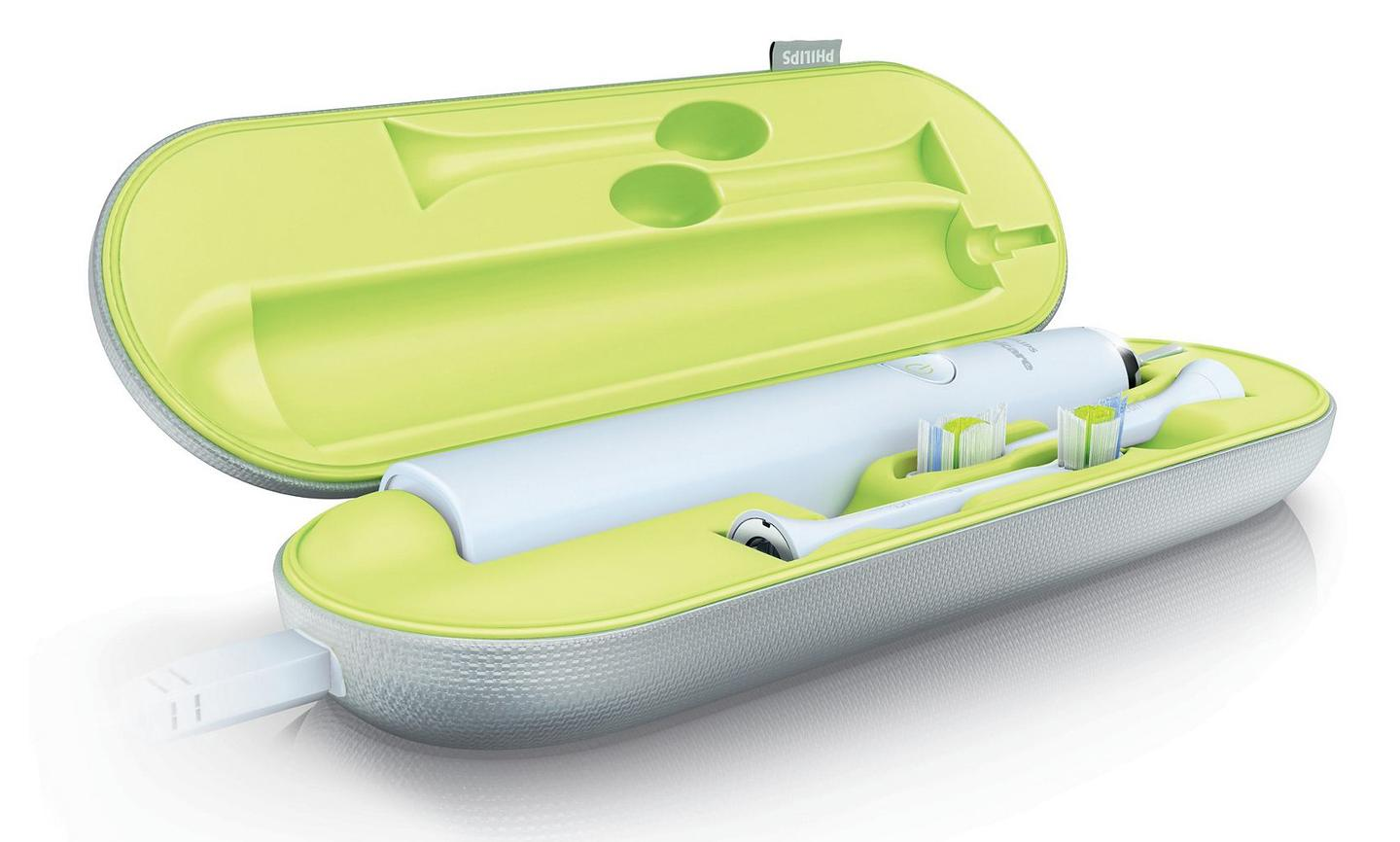 The USB Charging travel case