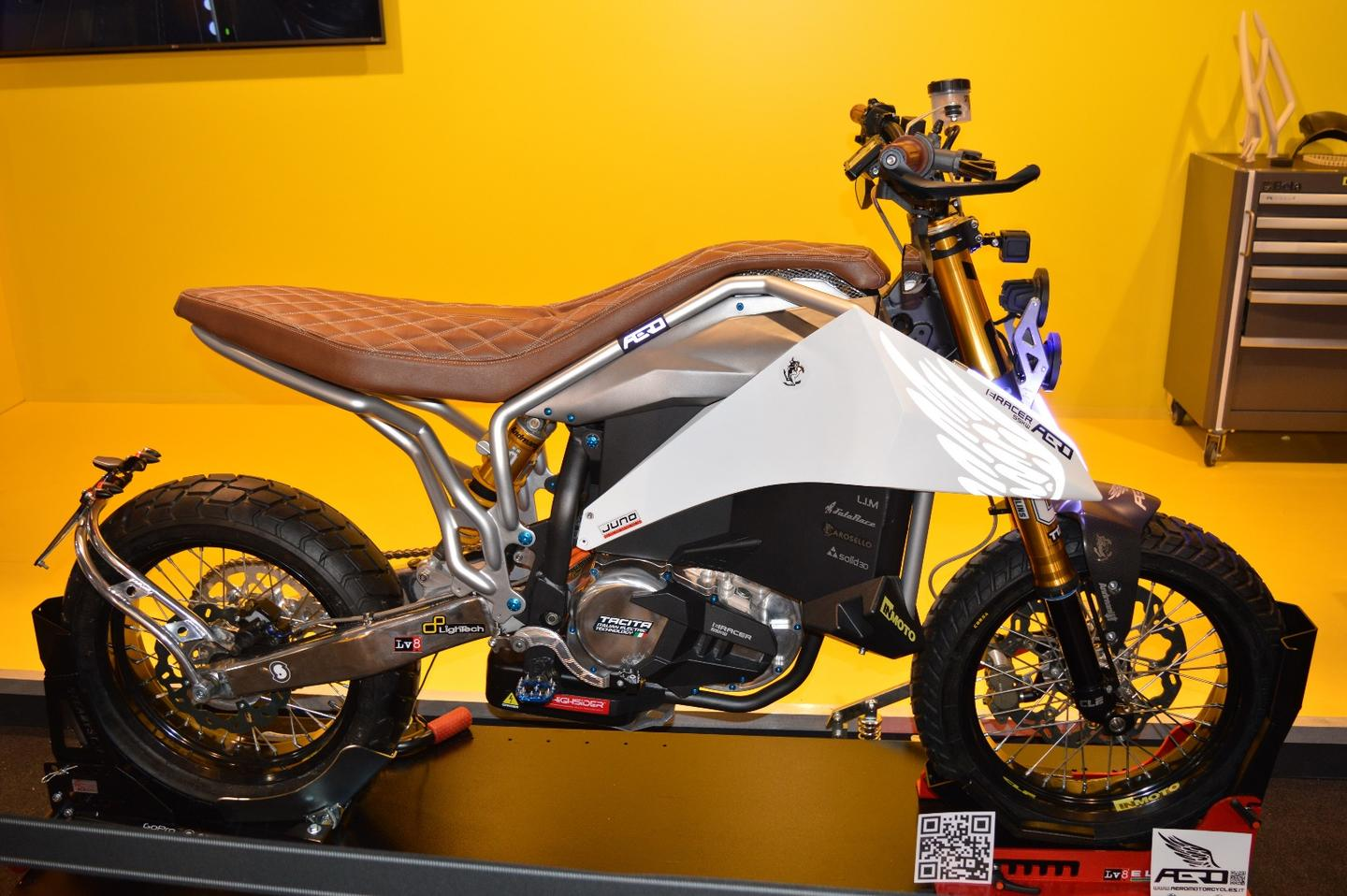 In pictures: The electric side of EICMA