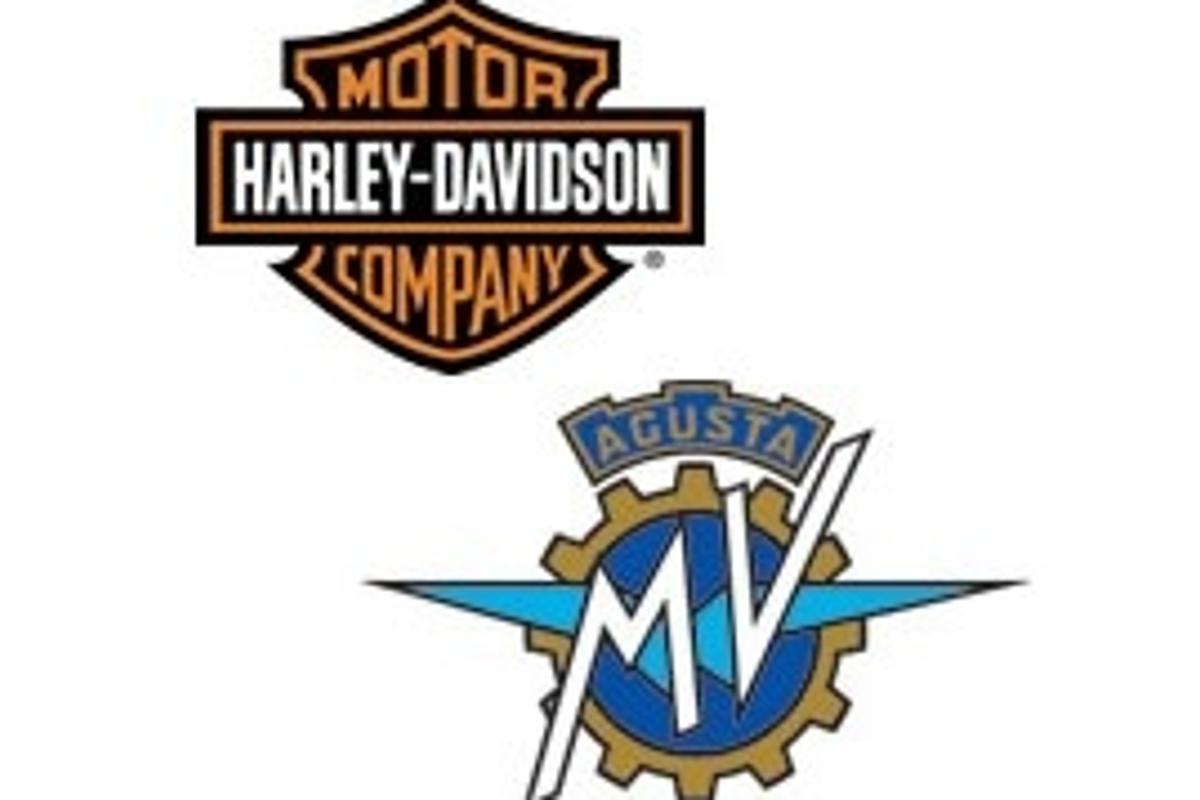 Harley buys MV Agusta