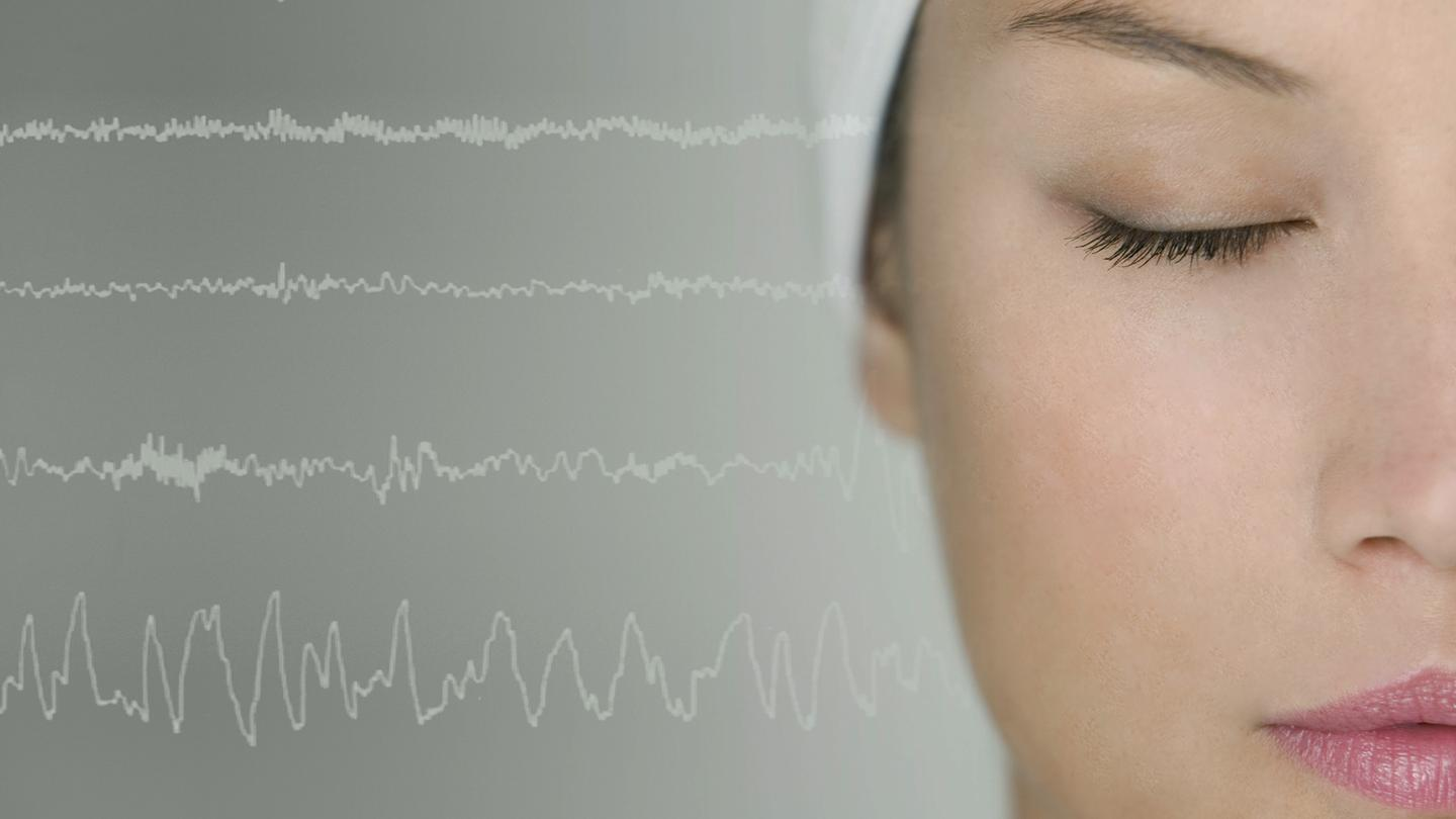 The brain waves that result in response to certain words could be used to verify a person's identity