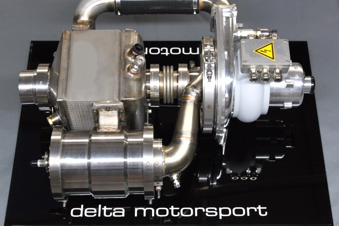 Delta hopes to get EVs driving fartherwith turbine power