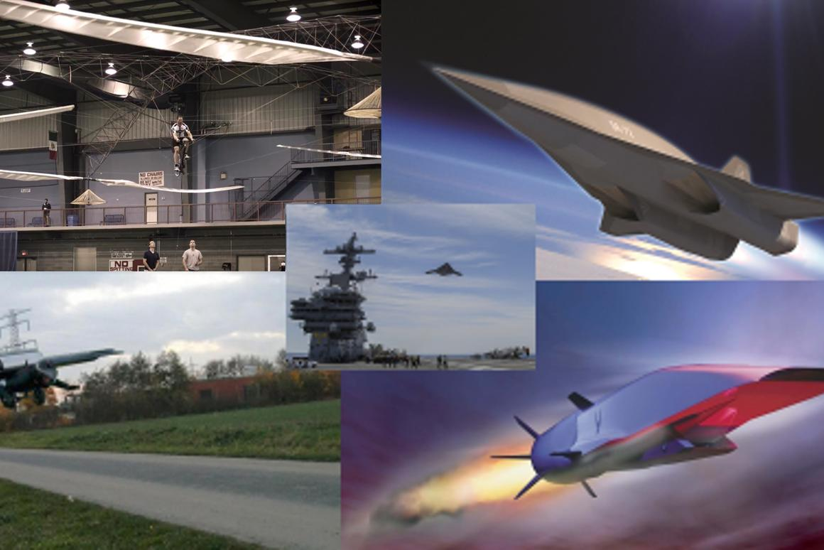 Gizmag looks at the top five aeronautical stories of 2013
