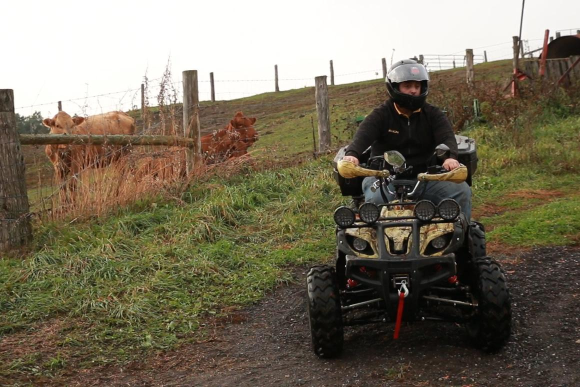 Daymak's latest all-electric ATV tackles all terrain for up