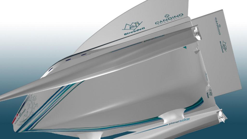 Radical multi-hull design