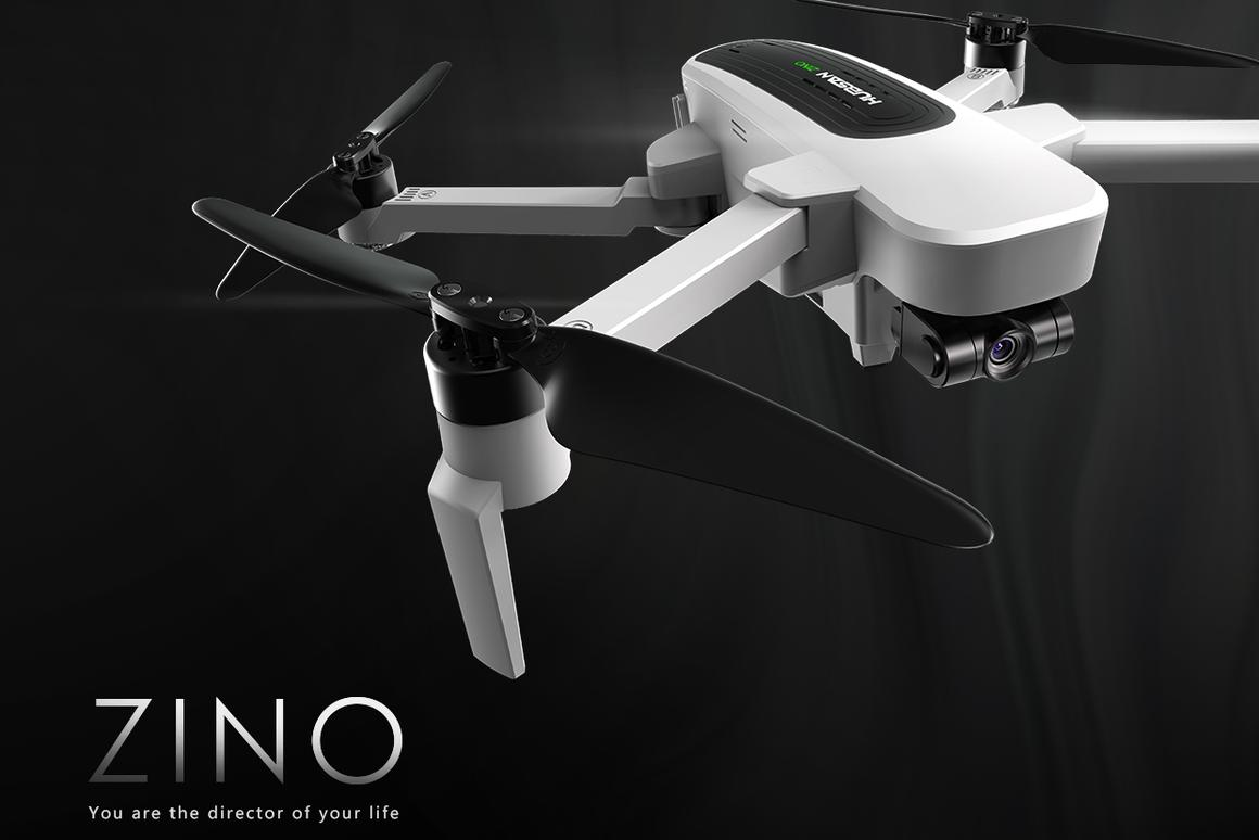 Hubsan announces red-hot pricing on its upcoming Zino