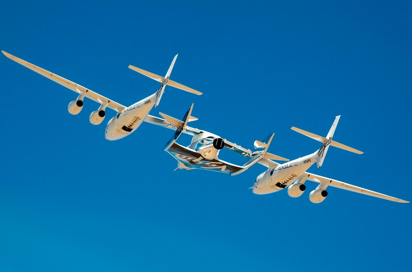 This was Virgin Galactic's first flight since a fatal test flight accident