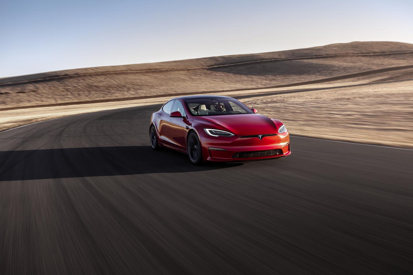 Pricing for the Model S Plaid starts at $129,990