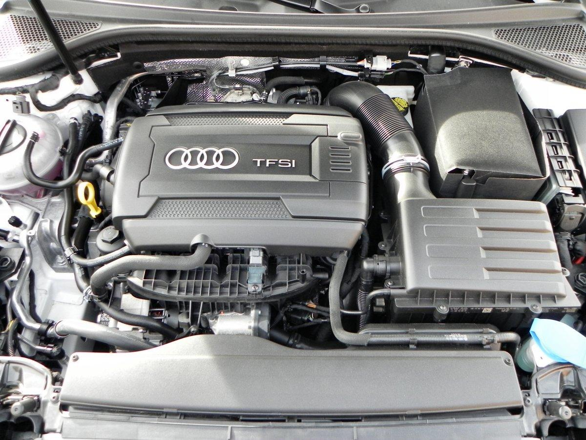 Powering the 2016 Audi A3 are a choice of three engines and a six-speed automated manual transmission