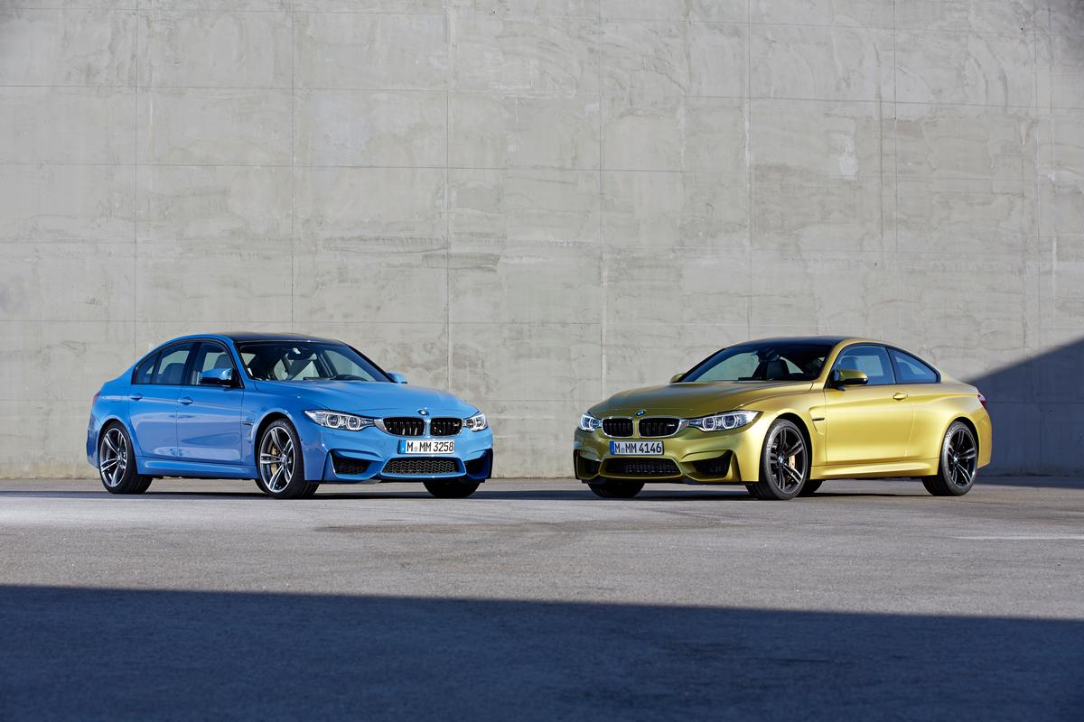 The new M3 and M4