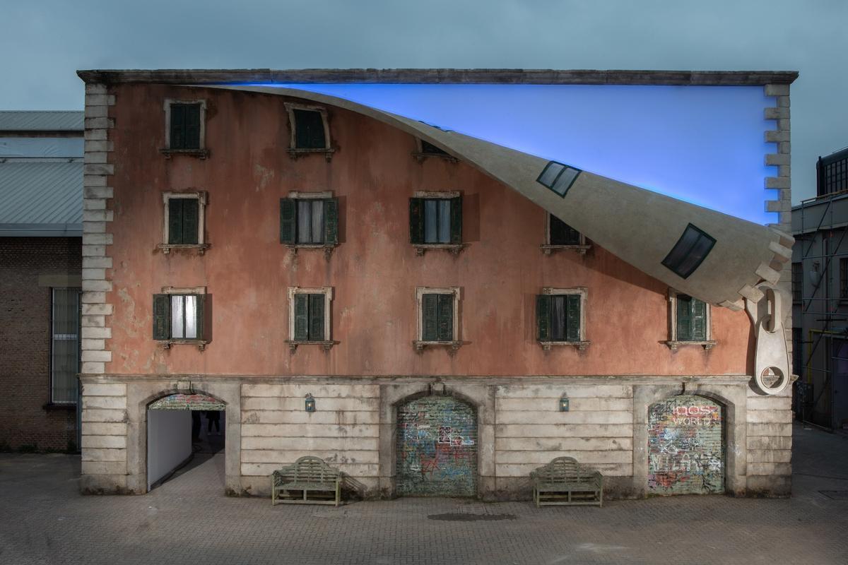 IQOS Worldison display at Milan Design Week untilApril 14, 2019