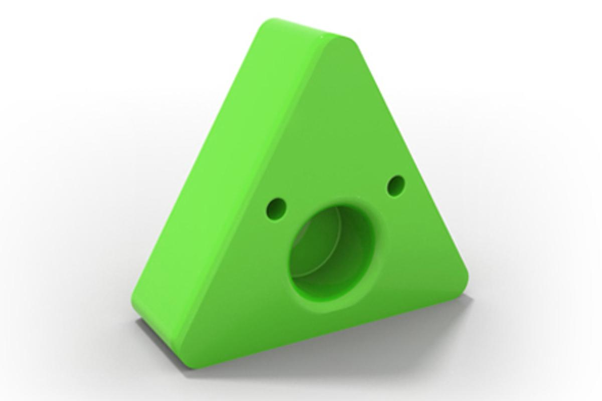 Sammy Screamer is a motion detector to help parents keep an eye on the kids