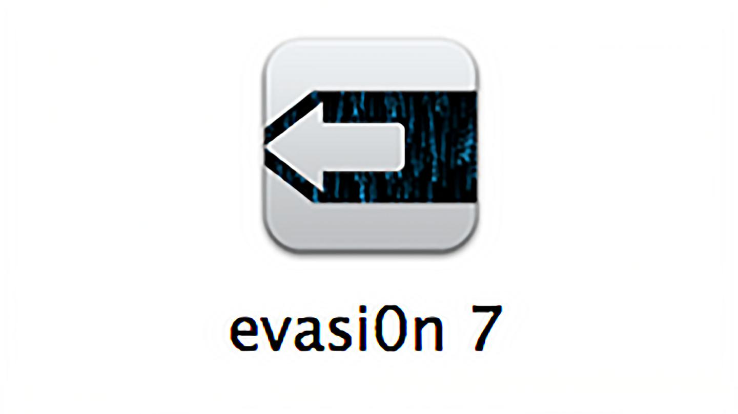 The evasi0n 7 icon on your PC