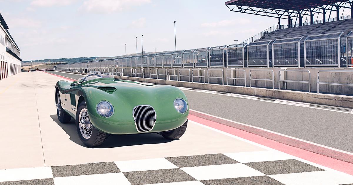 Jaguar revisits its golden age once again with the C-type Continuation