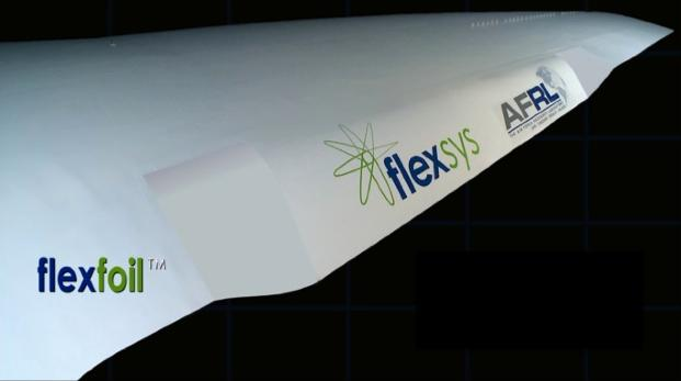 FlexSys' variable geometry airfoil, the FlexFoil