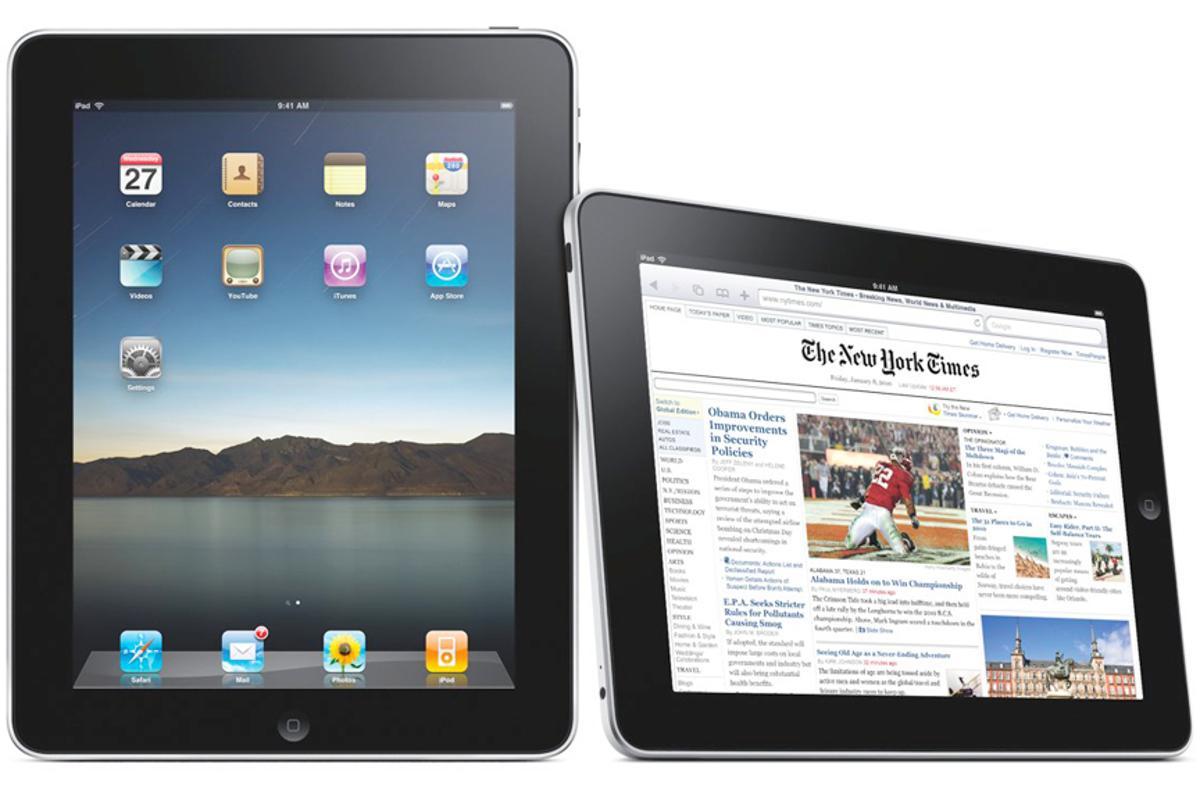 Apple's iPad is a joy to behold - and a joy to use