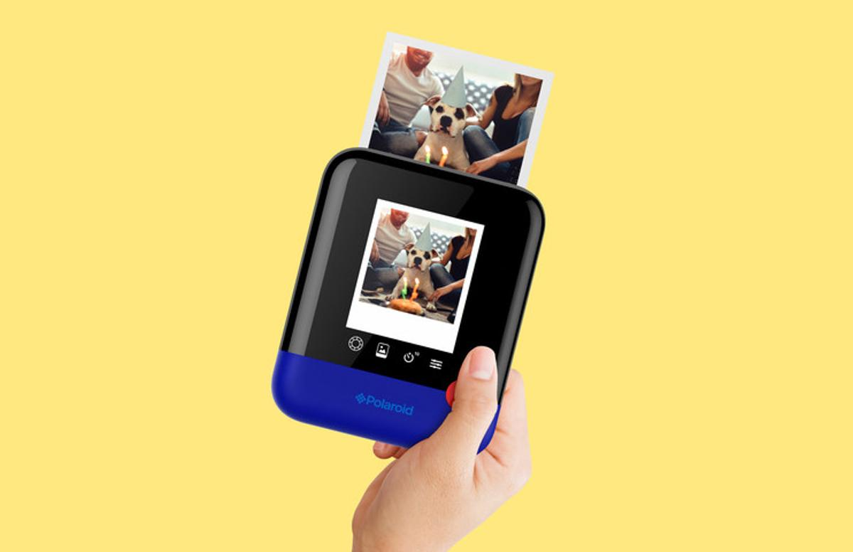 The Polaroid Pop also seems more than capable of holding its own as a standalone digital camera
