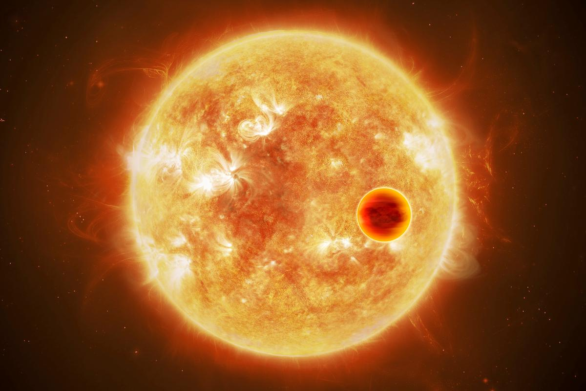 Ariel will measure chemical fingerprints in the atmospheres of exoplanets as they pass in front of their host star