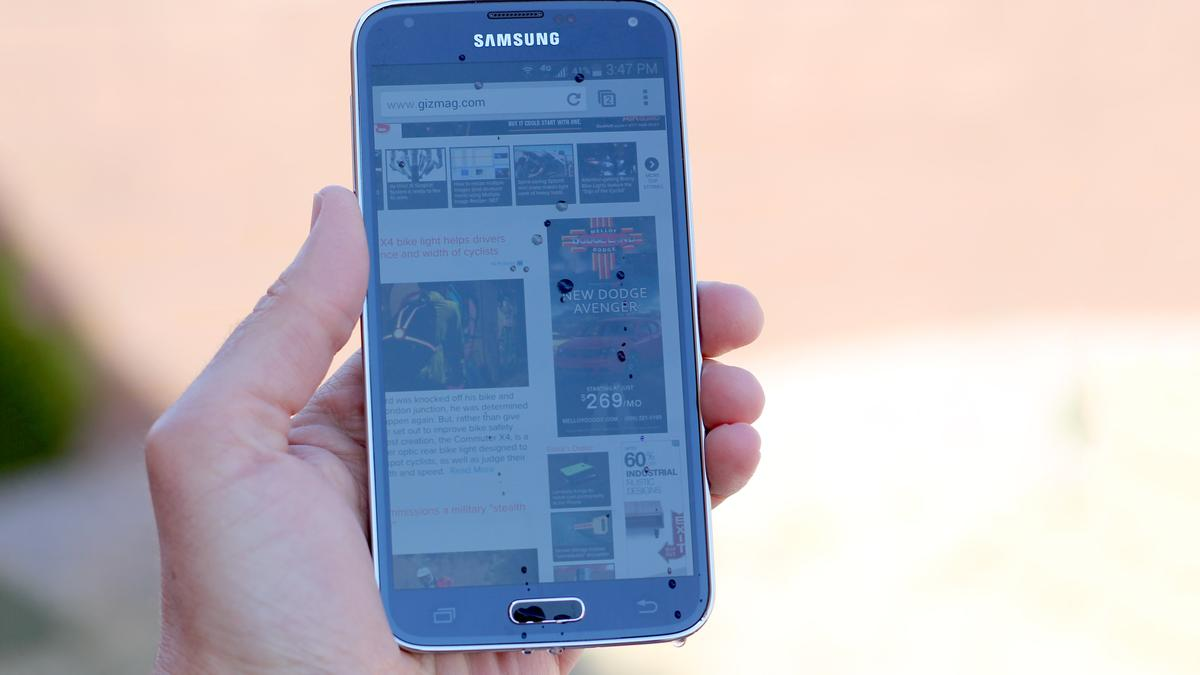 Before we publish our full review, Gizmag has some initial thoughts about the Galaxy S5