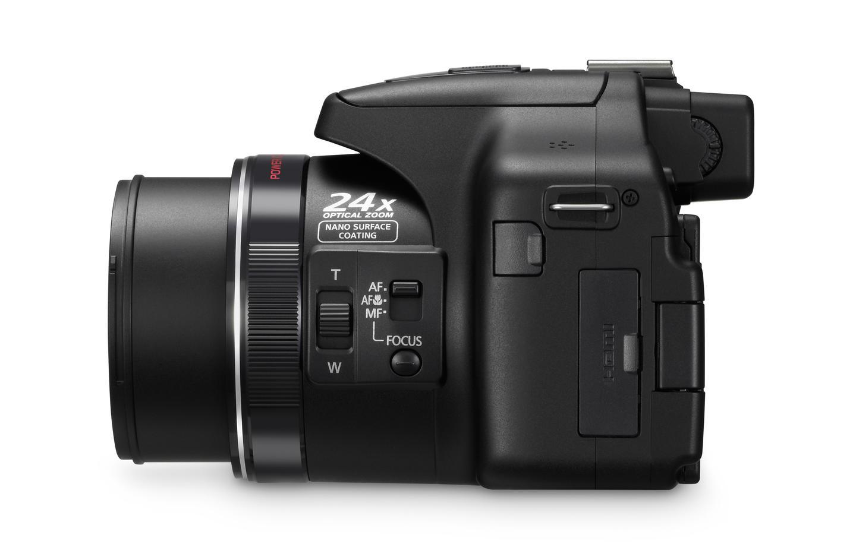 The LUMIX DMC-FZ150 from Panasonic