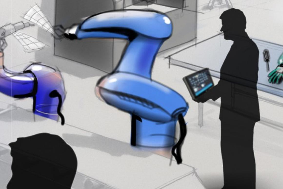 The Factory-in-a-Day project aims to integrate robots into small and medium enterprise factories to optimize workplace production