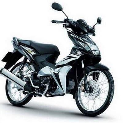 The 110 cc 4-stroke CZ-i