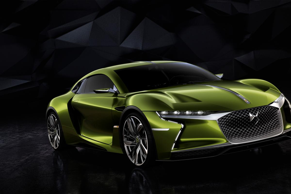 DS previews its design and tech future