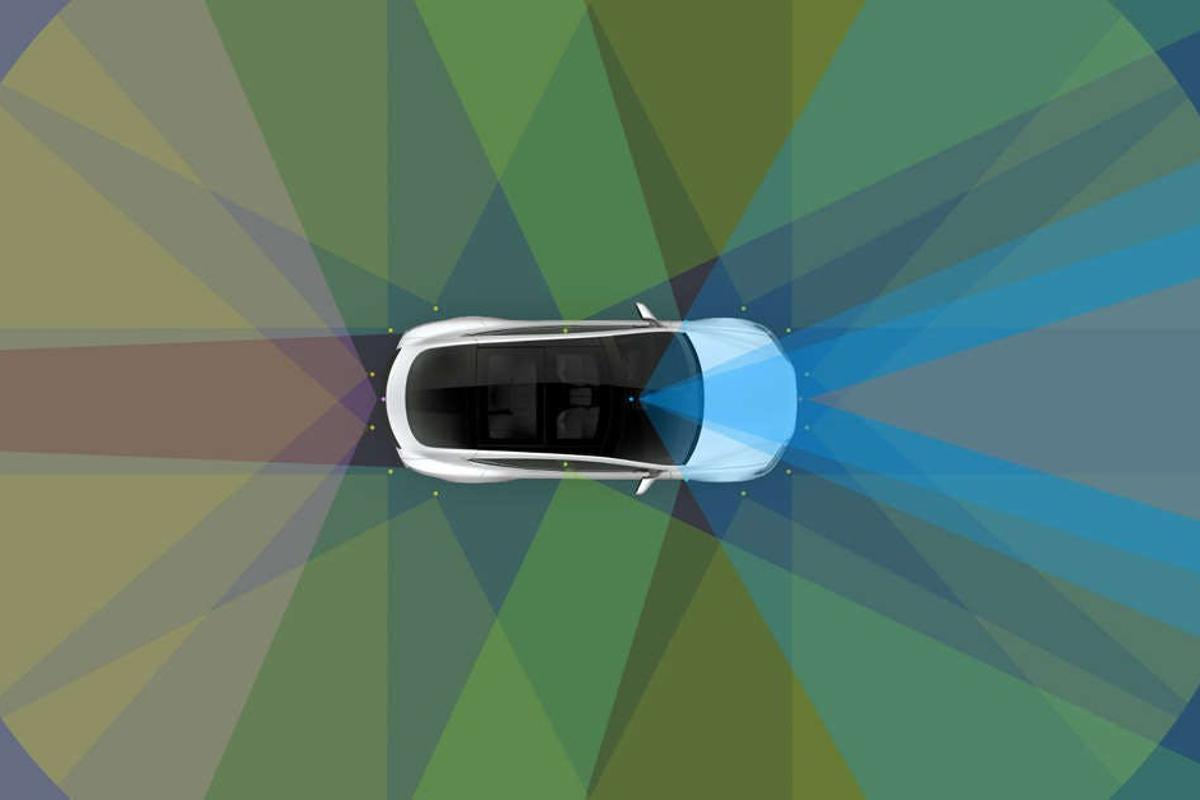 Tesla has rolled out another update for its Autopilot system