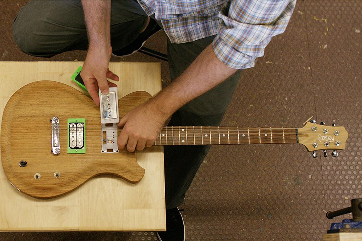 The P-Link Pickup Interchange System is due to launch on Kickstarter on August 19