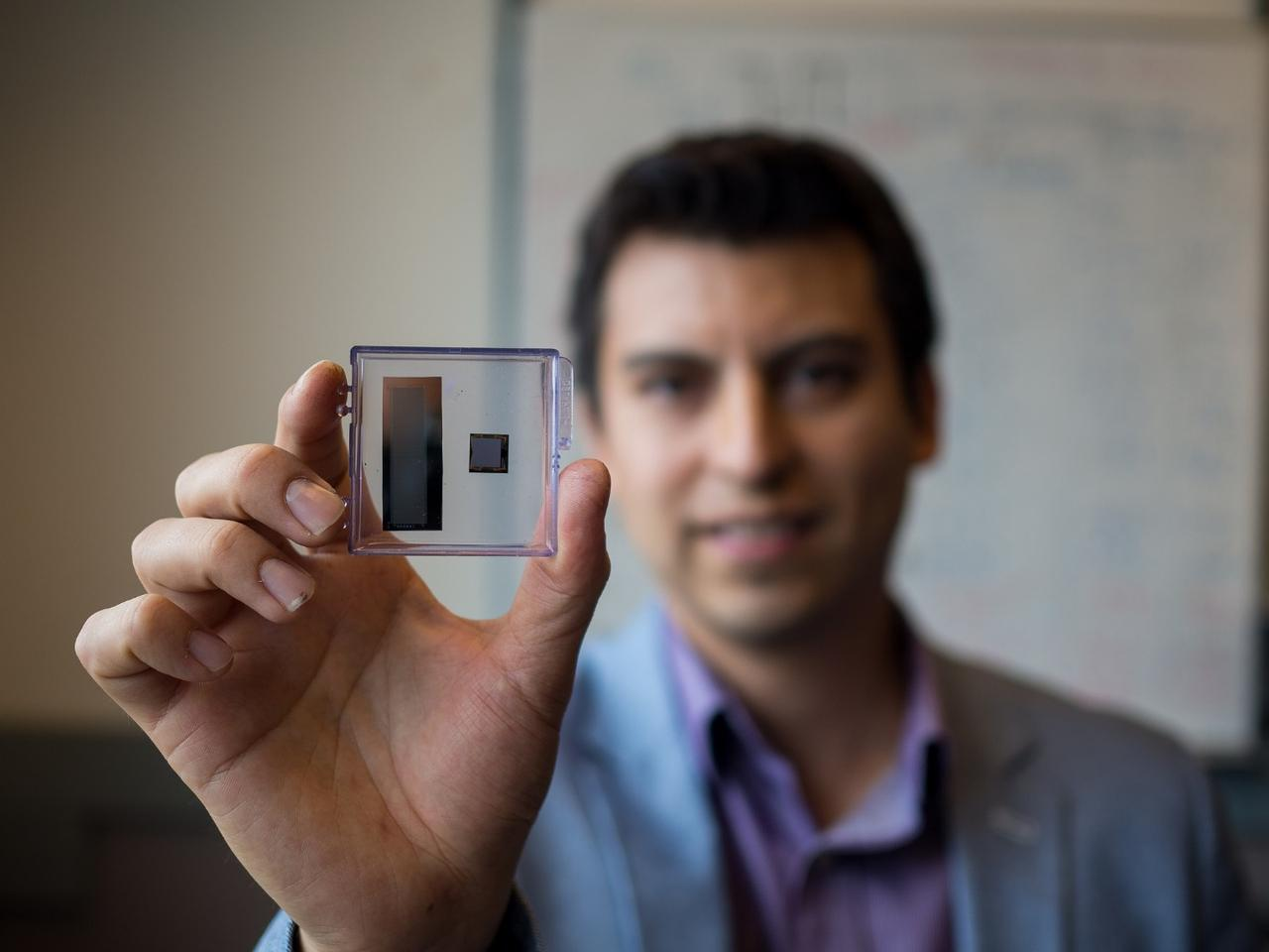 University of British Columbiasay their technology could lower the price of portable ultrasound machinesto as little as $100