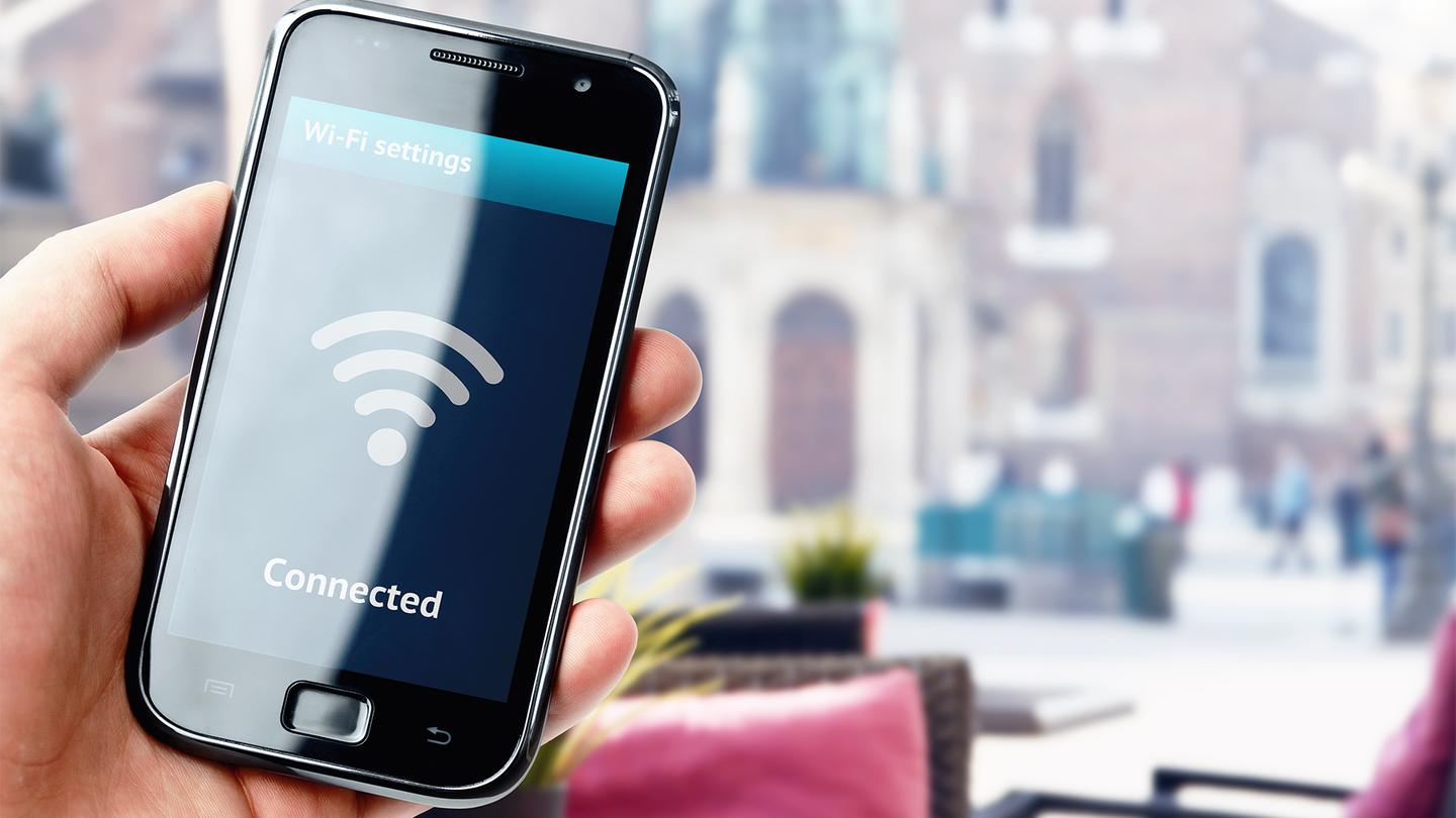 What should you know about accessing public Wi-Fi?