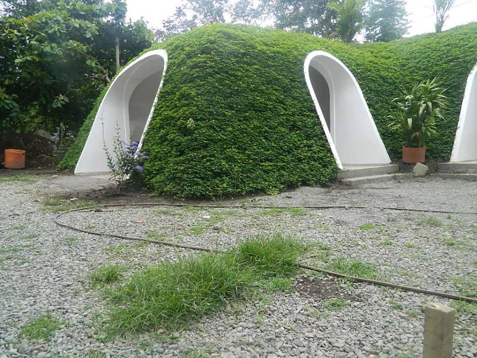 Green Magic Homes is now offering prefabricated hobbit-like modular structures, that can be joined up to match buyers' specifications
