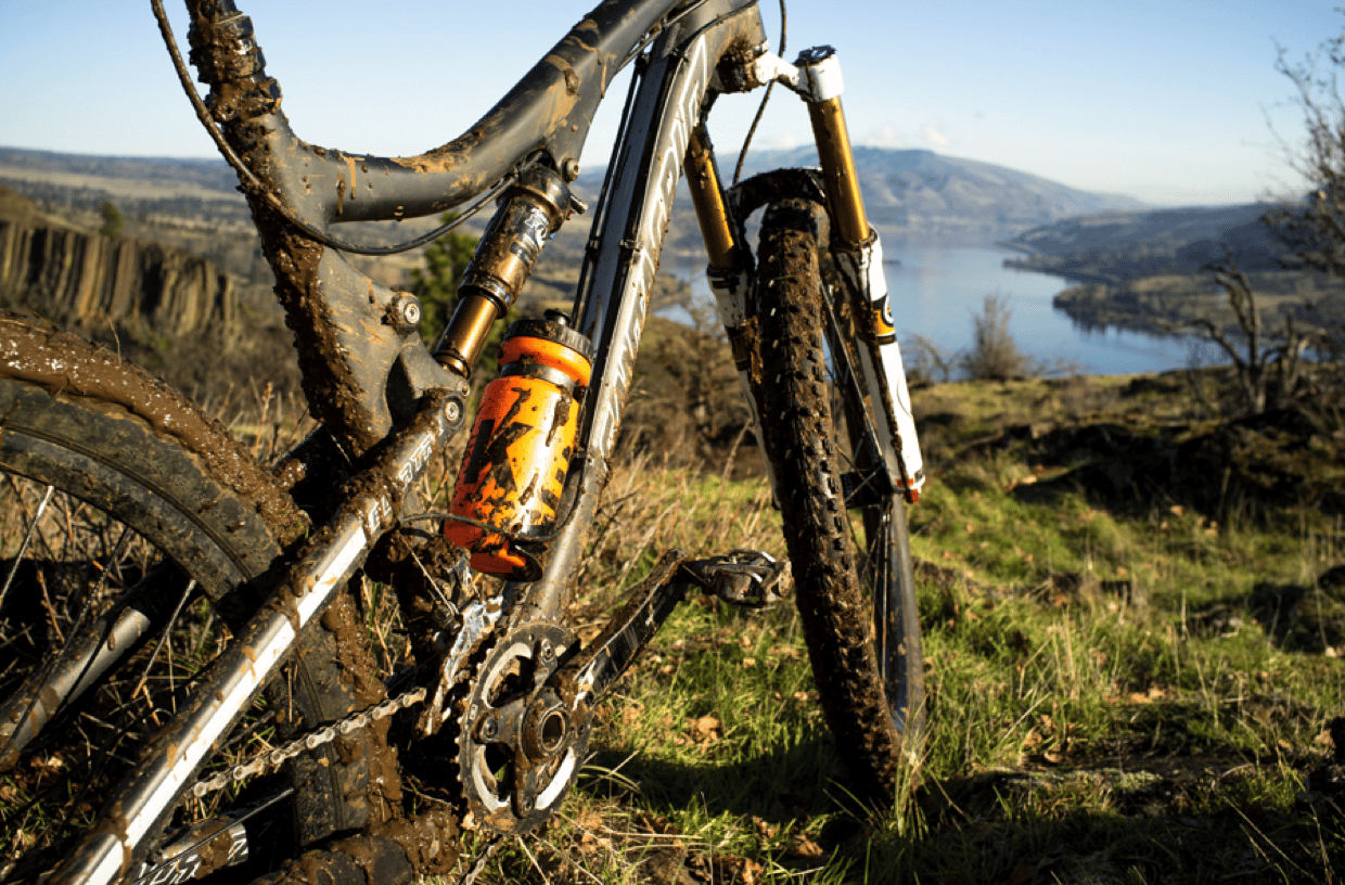 The Koala Bottle system is intended for both road and mountain bikes