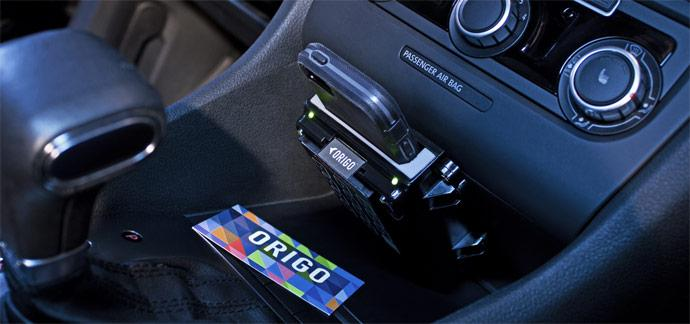 ORIGOSafe won't allow a car to start unless the driver first hands over their phone