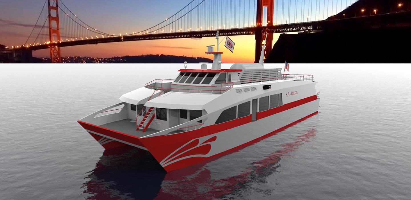 The team at Sandia National Laboratoriesbelieves San Fransisco could be the perfect place to set hydrogen boat travel afloat