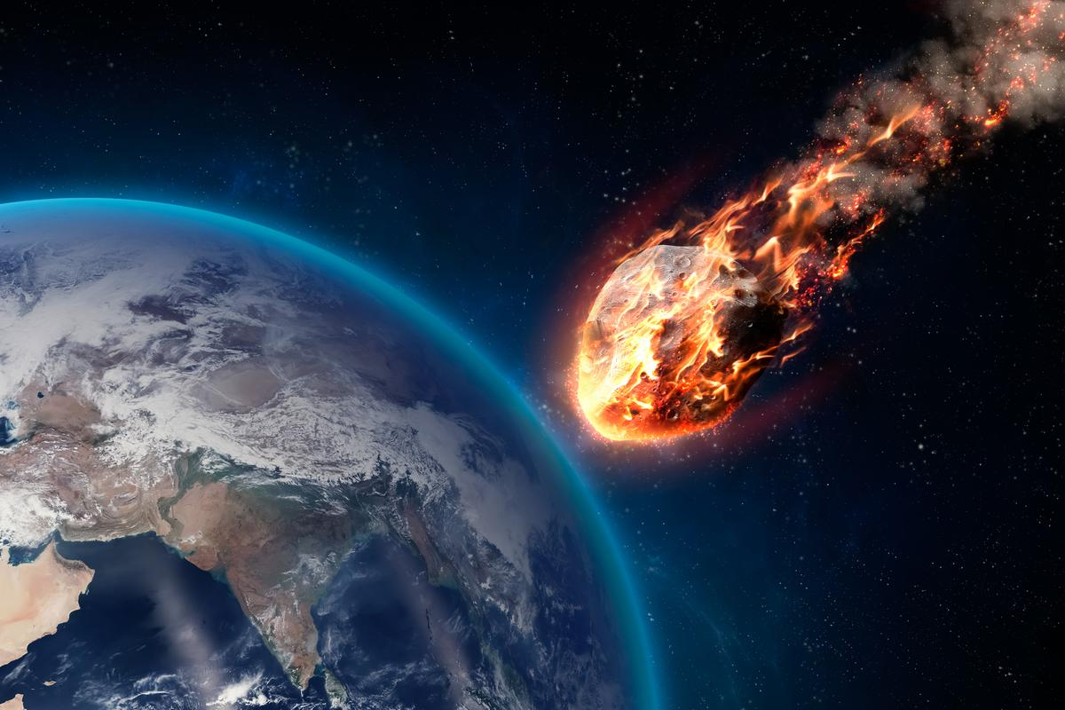 Researchers have found fossilized megaripples that may have been created by a tsunami triggered by the asteroid impact that killed the dinosaurs