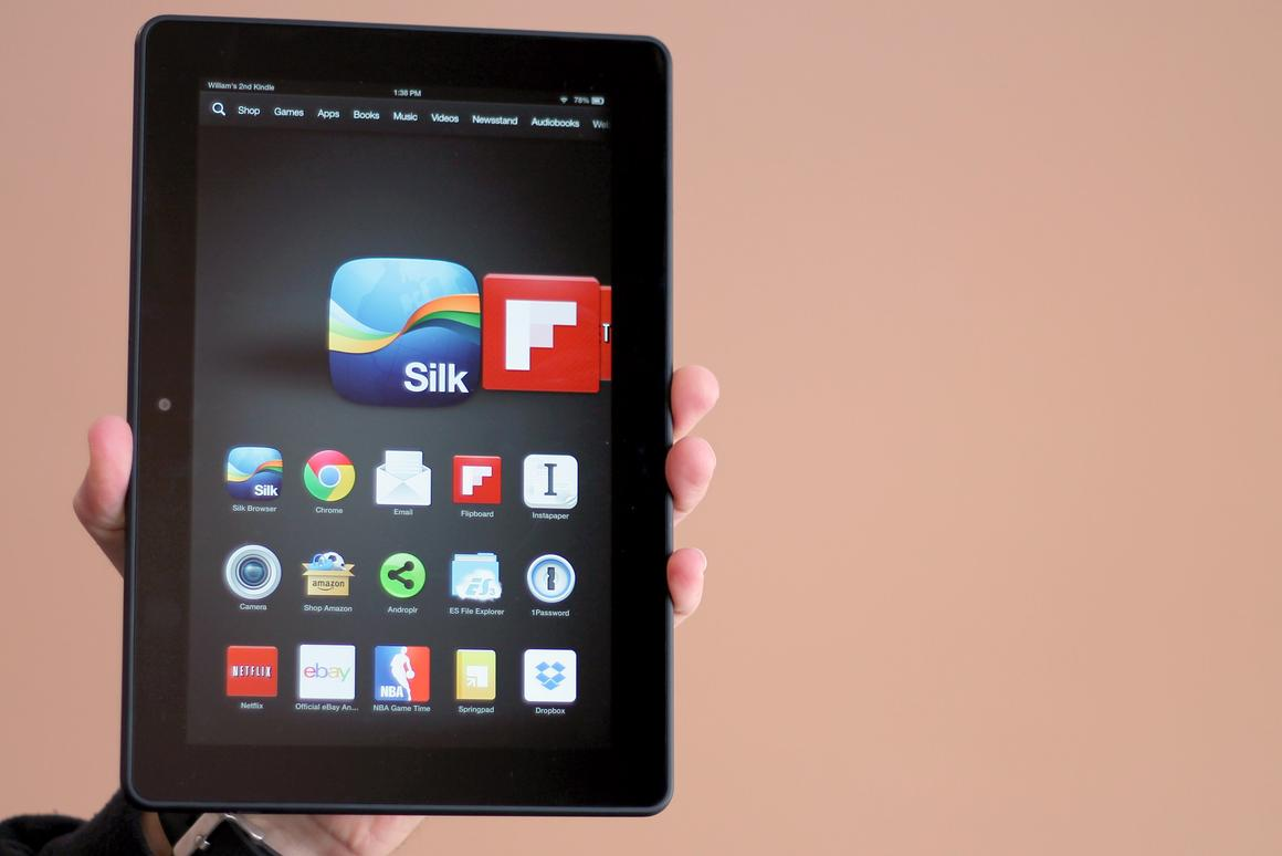 Gizmag reviews Amazon's best tablet to date, the Kindle Fire HDX 8.9