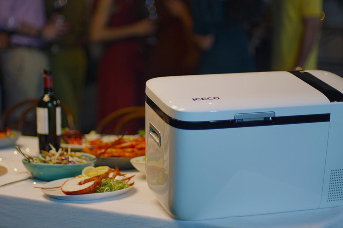 The iFreezer Go20 is available for crowd funding pledge levels as low as $399