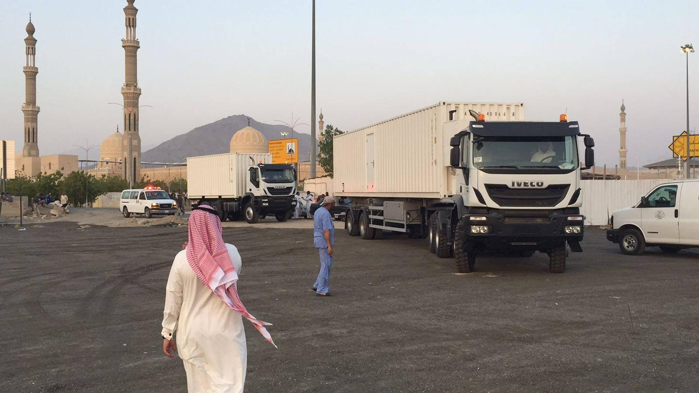 Only one Mobile Unit Surgical Trailerhas been built so far, but the experiences of using it in Iraq suggest it offers a quantum improvement in medical care in conflict and disaster zones